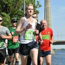 Tet Riga Marathon - Amelie Fernström (8037)