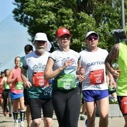 Tet Riga Marathon - Oskars Zvaigzne (347), Aigars Ūdris (495), Katerīna Morozova (4346)