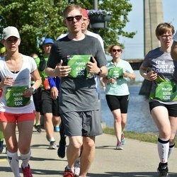 Tet Riga Marathon - Aļona Maulāne (3868), Ivans Grjaznihs (6943)