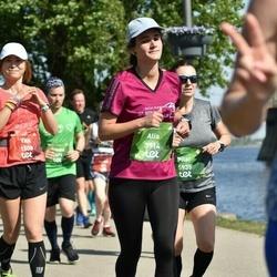 Tet Riga Marathon - Alia Maaser (3914), Pilar Ruiz Jimenez (5935)