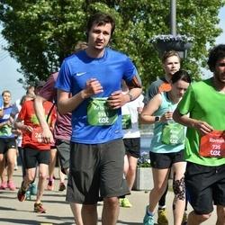 Tet Riga Marathon - Alena Avkhimenyeva (3976), Kristers Fišers (5961)