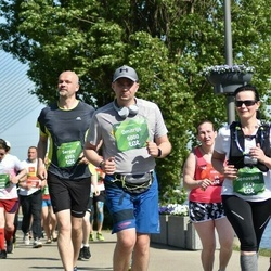 Tet Riga Marathon - Sergey Voronin (4955), Dmitrijs Baļs (5000), Genovaitė Beniulienė (6549)