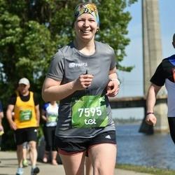 Tet Riga Marathon - Agnese Skutāne (7595)