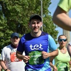Tet Riga Marathon - Agnese Pildere (6599), Jevgēnijs Diners (6631)