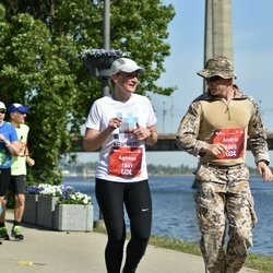 Tet Riga Marathon - Agnese Brūvere (1801), Andris Brūveris (1885)