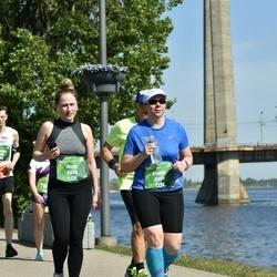Tet Riga Marathon - Evelin Rõuk (5791), Anna Solianyk (5978)