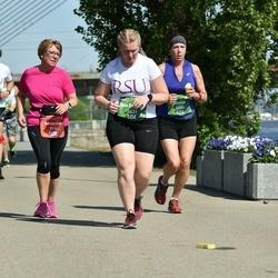 Tet Riga Marathon - Annerose Rausch (711), Iida Eveliina Frilander (5431), Simone Oehme (6885)