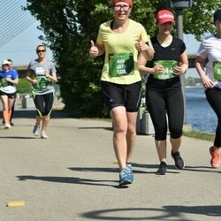 Tet Riga Marathon - Alla Shevchenko (4015), Lindevall Hanna (8114)