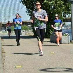 Tet Riga Marathon - Merle Roolaid (3831), Alla Ditla-Mamikina (5344)