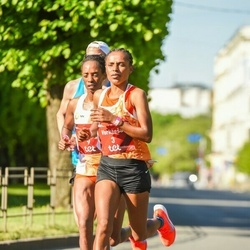 Tet Riga Marathon - Worknesh Alemu Mola (3)