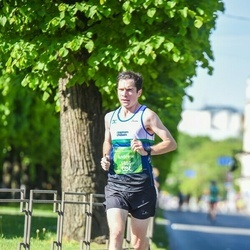Tet Riga Marathon - Andrew Wallace (5850)
