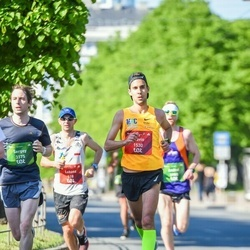 Tet Riga Marathon - Flavio Nunes (1530), Sergey Ivanov (3175)