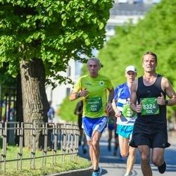 Tet Riga Marathon - Marcello Rosa (3065), Artūrs Ozoliņš (8324)