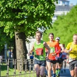 Tet Riga Marathon - Mikhail Barchenkov (1750)