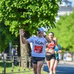 Tet Riga Marathon - Mārtiņš Auziņš (1549)