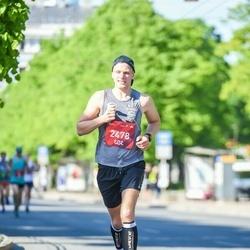 Tet Riga Marathon - Jānis Liepiņš (2478)