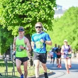 Tet Riga Marathon - Tommi Keikko (3063), Martins Vetra (8302)