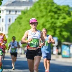 Tet Riga Marathon - Irina Biziaeva (7431)