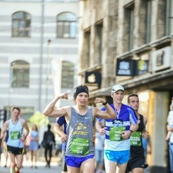 Tet Riga Marathon - Aleksandr Naumenko (3407)