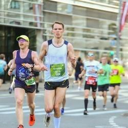 Tet Riga Marathon - Arnolds Āriņš (3718)