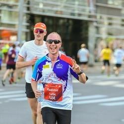Tet Riga Marathon - Vladimir Bystriakov (1454)