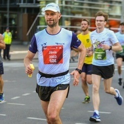 Tet Riga Marathon - Jānis Teteris (2003)