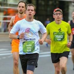 Tet Riga Marathon - Valdis Bogdanovs (7354)