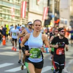 Tet Riga Marathon - Zanda Zariņa Rešetina (4067)