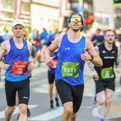 Tet Riga Marathon - Dennis Fiedler (8511)