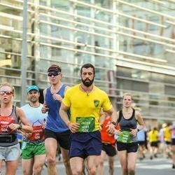 Tet Riga Marathon - Jacob Hernandez Hernandez (6191)