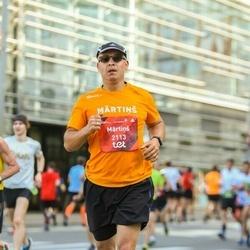 Tet Riga Marathon - Mārtiņš Vilemsons (2113)