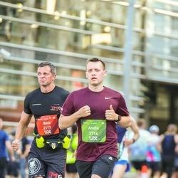 Tet Riga Marathon - Jānis Tenbergs (2117), Andis Komarovs (3714)