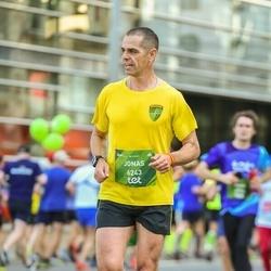 Tet Riga Marathon - Jonas Sanchez Merino (6243)