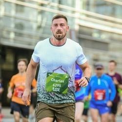 Tet Riga Marathon - Charles Desmarais (6295)