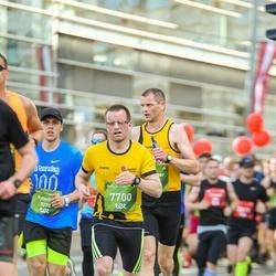 Tet Riga Marathon - Zydrunas Velicka (7700)
