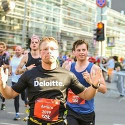Tet Riga Marathon - Artūrs Loze (2099)