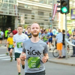 Tet Riga Marathon - Toms Kalniņš (4102)