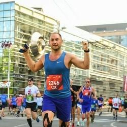 Tet Riga Marathon - Anrijs Hodžajevs (2246)