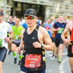Tet Riga Marathon - Aleksei Lopatkin (1491)