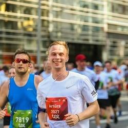 Tet Riga Marathon - Artūrs Kriviņš (2027)