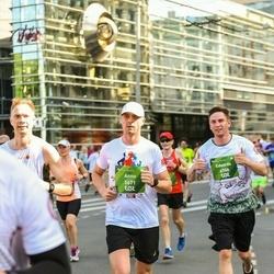 Tet Riga Marathon - Anno Tarvis (5671), Eduards Vovks (6768)