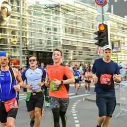 Tet Riga Marathon - Jonas Wincent (1487), Hirvonsalo Juha-Matti (2410), Guntis Puriņš (7930)