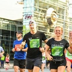 Tet Riga Marathon - Inga Kaminska (6738), Māris Kaminskis (6739)