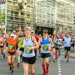 Tet Riga Marathon - Valerii Ilin (4670), Marita Veinberga (5728), Svetlana Limonova (6457)