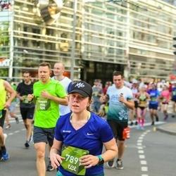 Tet Riga Marathon - Claire Iles (7891)