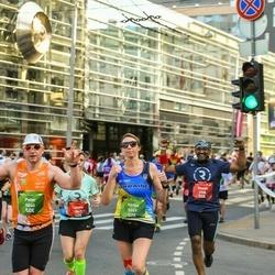 Tet Riga Marathon - Peter Repkin (5060), Hanna Kolisnyk (5669)