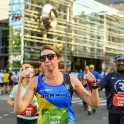 Tet Riga Marathon - Hanna Kolisnyk (5669)
