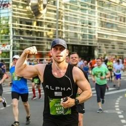 Tet Riga Marathon - Julius Kšivickis (4615)