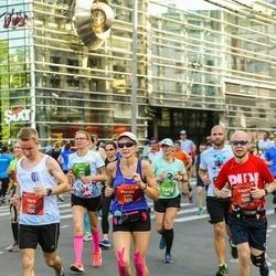 Tet Riga Marathon - Maruta Guitāne (1194), Edgars Znutiņš (1868)