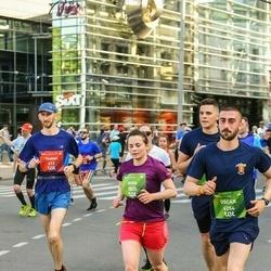 Tet Riga Marathon - Anita Čuhnova (7025), Toms Auškāps (8254)